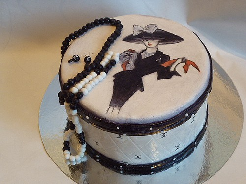 Торт для женщины с фото